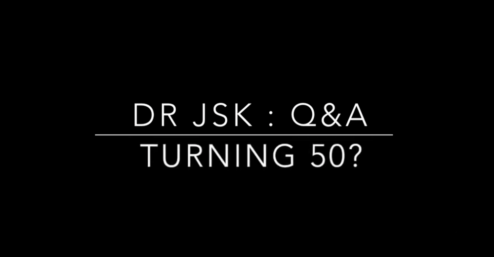 Turning 50? What to expect from your skin